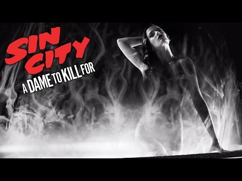 SIN CITY: A DAME TO KILL FOR - SDCC'14 Comic-Con Red Band Trailer - Official