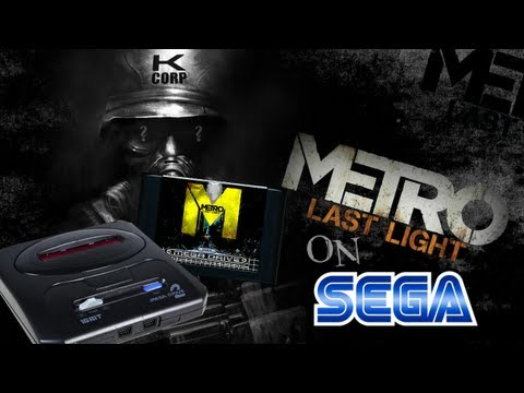 METRO Last Light (SEGA)