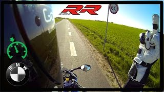 BMW S1000RR Cruise control is good !