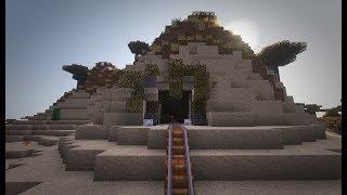Minecraft: Đoàn tàu dài nhất phần 2 (The longest railway Part 2)