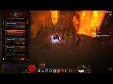 Diablo 3 Monk build for XP farming(New) - Patch 1.0.7