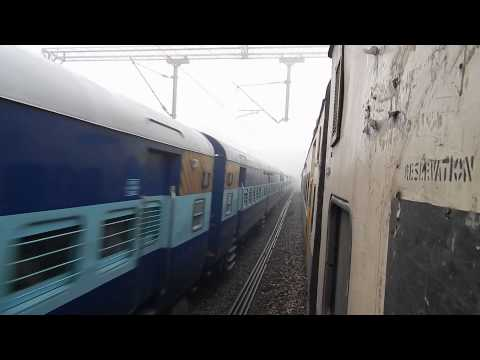 The Great North  Indian Fog Greeted By A Drenched Wap-7.. video