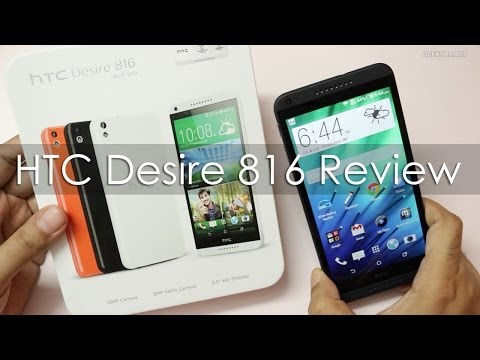 HTC Desire 816 Review is it the best Mid range Android Phablet