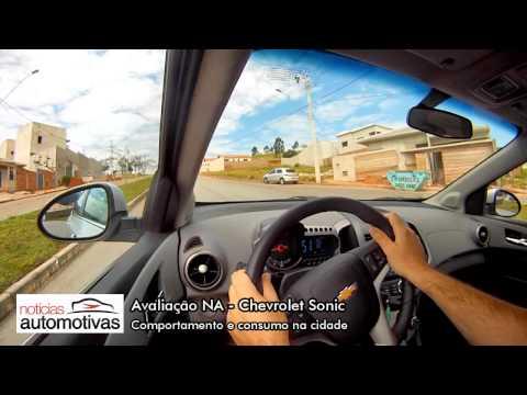 Chevrolet Sonic - Cidade - NoticiasAutomotivas.com.br