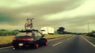Mazda Familia JDM Trailer.