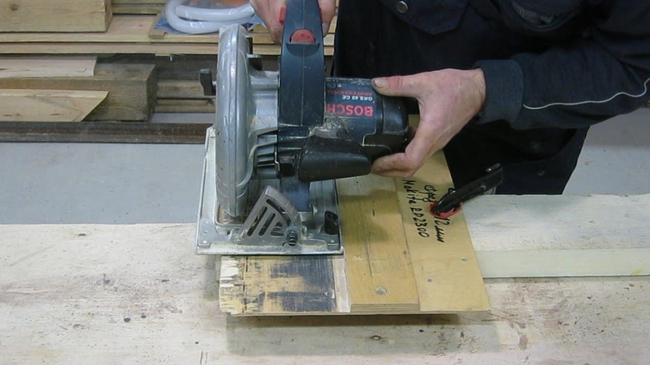 Направляющая шина для циркулярной пилы своими руками инструкция 32