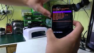 Hard reset Como formatar resetar tirar senha desbloquear celular Alcatel One touch 7030N