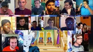 Dragon ball super episode 110 - 1 Hour Special Goku vs jiren full fight reaction
