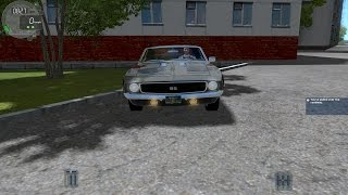 City Car Driving | 1.4.1 | Chevrolet Camaro SS [DRİFT]