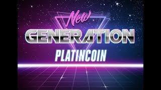 PLATINCOIN  Почему всем выгодно в Платинкоин  Доходные направления Криптосистемы