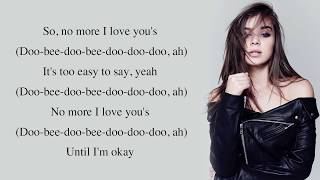 Hailee Steinfeld - I Love You's [Full HD] lyrics