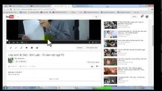 Cách thêm mô tả và tag cho Video Youtube - Hàng trăm video chỉ mất 2 phút