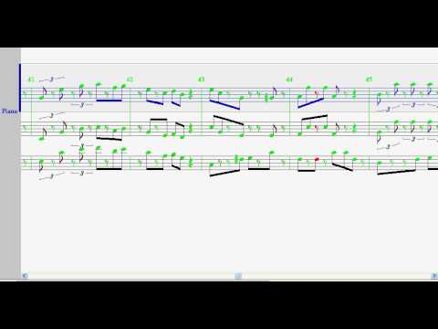 Mario Overworld Theme with NoteWorthy Composer 2