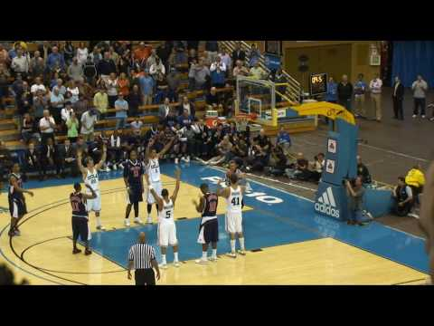CAL STATE FULLERTON TITANS @ UCLA BRUINS (REGULATION) (11/16/09) Video