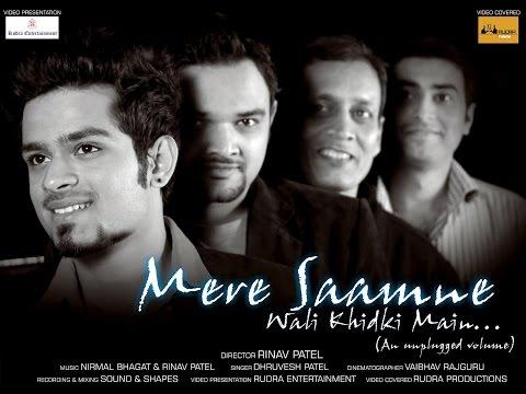 Mere samne wali khidki mein Kishore Kumar Film Padosan by- Music Freakers Ft- Dhruvesh patel