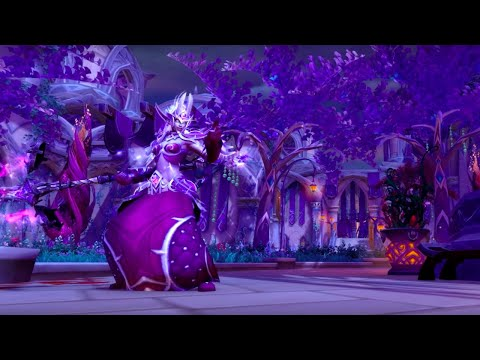 World of Warcraft Official Allied Races: Quick Start Guide Trailer