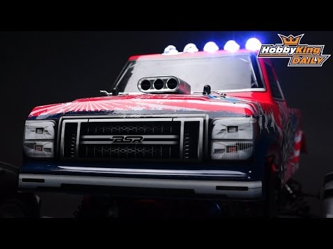HobbyKing Daily – Official Nitro Circus 1/8th Scale Monster Truck