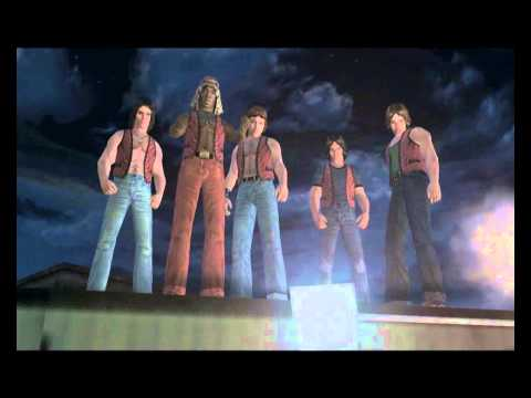 The Warriors - Gameplay (PSX2)