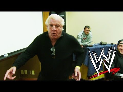 Nature Boy Ric Flair inspires the San Francisco 49ers