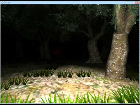survivor beta solo run (slender co-op)