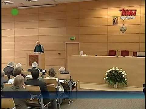 Kampania Antypolonizmu (1/5) -  Prof. Dr Hab. Bogusław Wolniewicz
