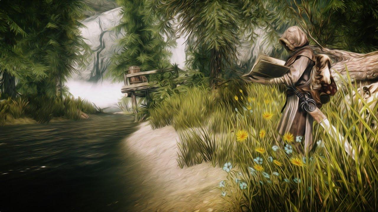 Ihascupquake art of gaming skyrim