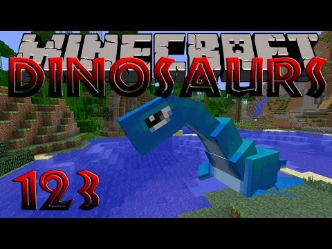 Minecraft Dinosaurs Part 123 1.6.4 Update Dinosaur Breeding
