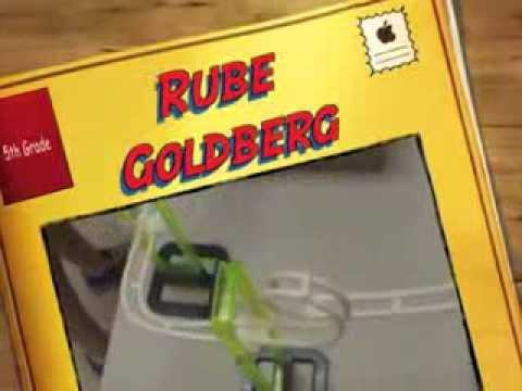 Rube Goldberg Convention at Jewish Academy of Orlando