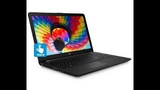 Tight Budget Touch Screen Laptop HP Pavilion 15 N5000 Review 2019