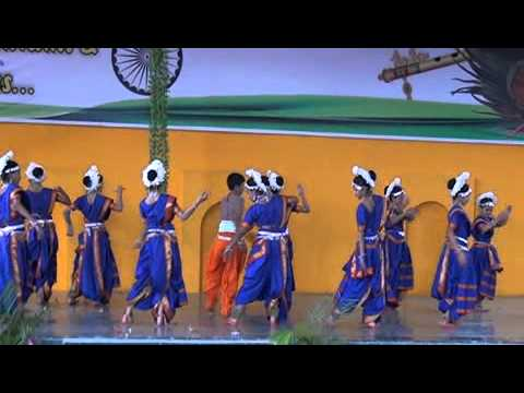 Odissi Group Dance Performance | Group Dance | Classical Dance video