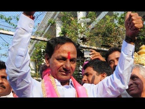 Telangana Bandh by TRS Chief K Chandrashekhar Rao over Polavaram Issue observed at Hyderabad 2014