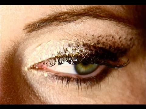 Makeup Tutorial smoky puntinismo Brown