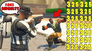 5 minutes 14 seconds of overpowered default skins... ?