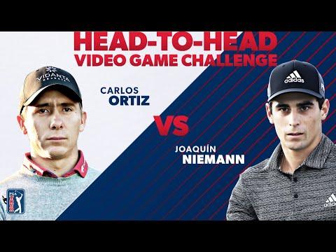 Video Game Challenge: Defending champ Carlos Ortiz vs Joaquin Niemann