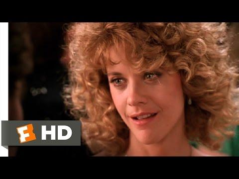 When Harry Met Sally... (11/11) Movie CLIP - Harry Loves Sally (1989) HD
