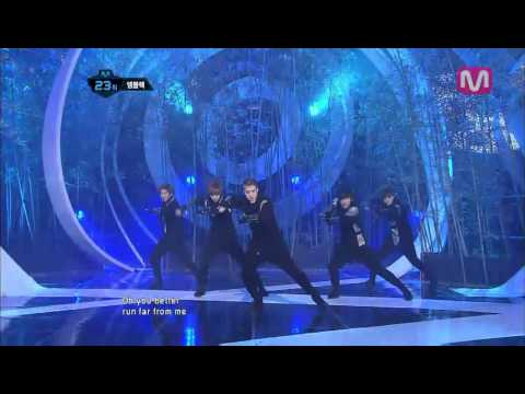 RUN (Mcountdown 2012-Mar-01)
