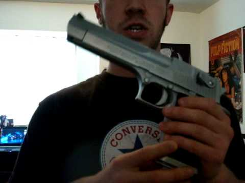 The Desert Eagle: Mark VII and Mark XIX- The Differences! Video