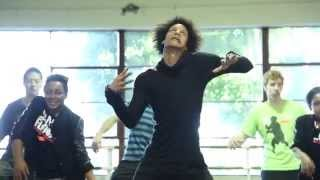 LES TWINS 2014 Workshop in San Francisco