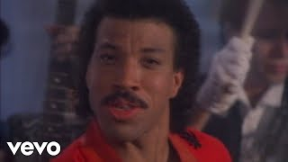 Watch Lionel Richie Dancing On The Ceiling video