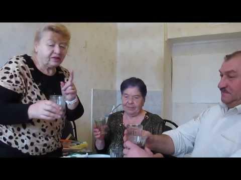 тост от бабки!