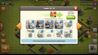 Lets play Clash of Clans Episode 2