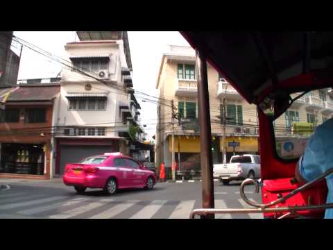 I Love TukTuk THAI Taxi – Bangkok city Rd 2013 – HD