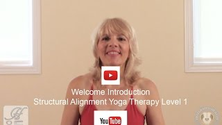 Structural Alignment Yoga Therapy (Level 1) Online Course - Intro 2.5 Min