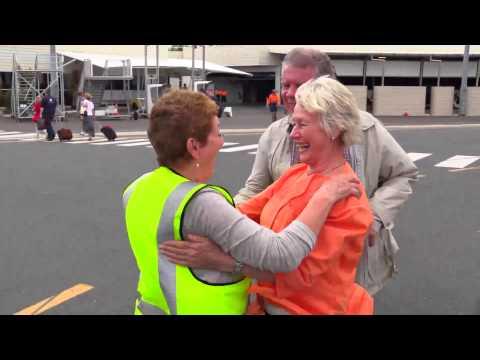The Gift Of Flight Sunshine Coast Airport, Queensland, Australia.