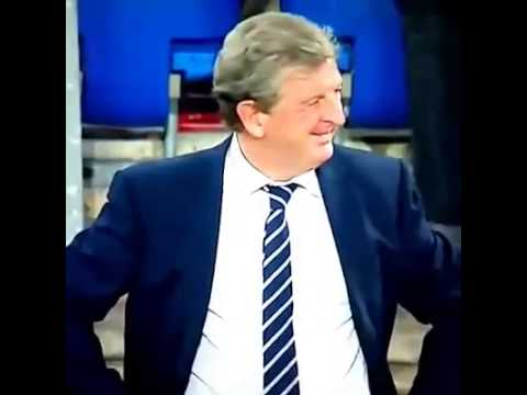 Roy Hodgson just wants to make some friends