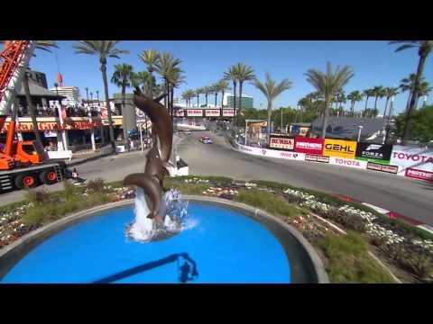2016 BUBBA burger Sports Car Grand Prix at Long Beach Race Broadcast