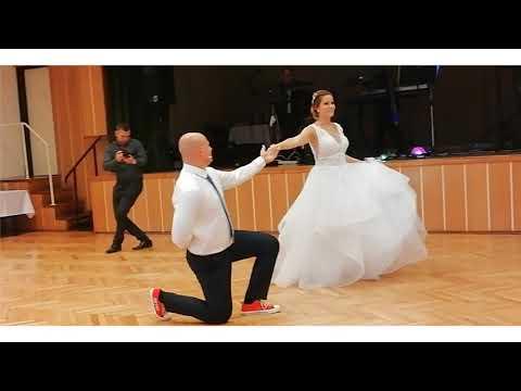 Kitti és David esküvői tánca