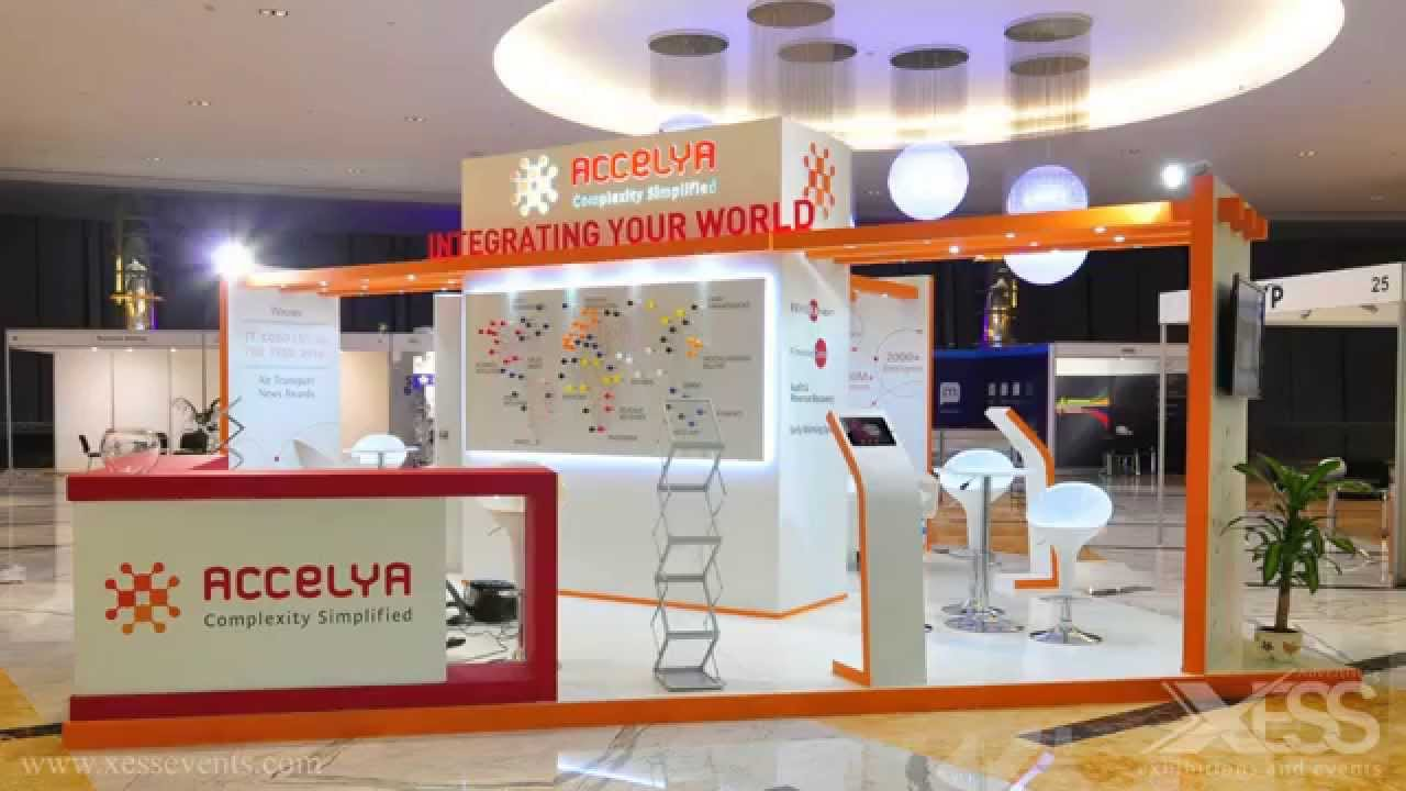 Xess Exhibition Stand Building