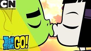 Teen Titans Go! | Raven Dates Beast Boy | Cartoon Network
