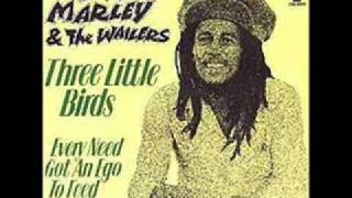 Three Little Birds Bob Marley and the Wailers Free Download